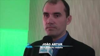 Diplomado de vice-prefeito João Arthur fez uma avaliação do momento politico de Tabuleiro do Norte