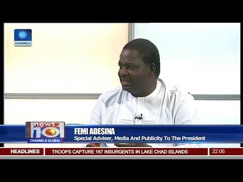 President Buhari Is An Engaging Leader - Femi Adesina