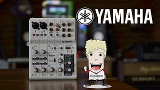 COOLEST INTERFACE UNDER $250 | Yamaha AG06