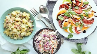Gambar cover Three Easy BBQ Side Dishes | The Inspired Home