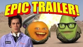 Annoying Orange - EPIC TRAILER! (TV Show Season 2)