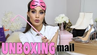 Unboxing Beauty & Fashion Mail Goodies! | Makeup Tutorials and Beauty Reviews | Camila Coelho