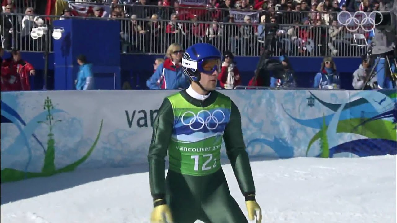 Norway Team Ski Jumping Large Hill Vancouver 2010 Winter Olympic Games Youtube