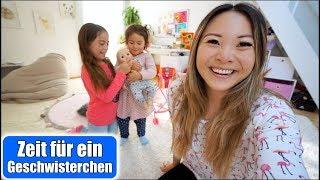 Zeit für das 4. Kind 😍 Elisa als große Schwester! Haus dekorieren | Familien VLOG | Mamiseelen