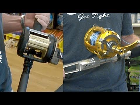 Selecting A Shark Fishing Rod & Reel Combo