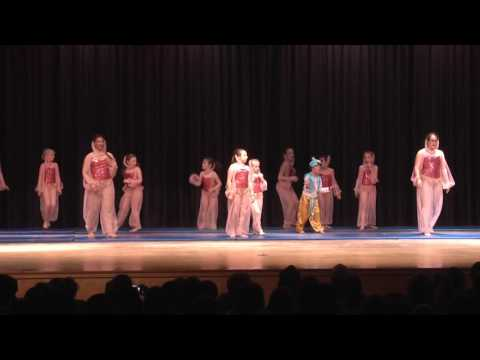 Langlois-Racine Dance Recital part two  5-20-16