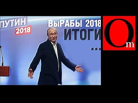 Вырабы президента России 2018. Итоги