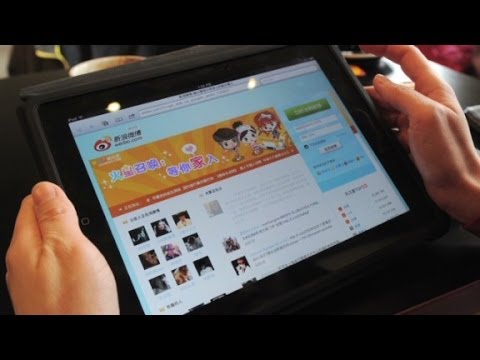 China's Weibo a better bet than Twitter?