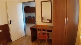 Просторная трехкомнатная квартира на Солнечном берегу в Болгарии