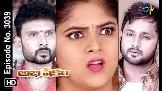 Abhishekam | 12th October 2018 | Full Episode No 3039 | ETV Telugu