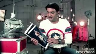 Kapil Sharma promoting WWE RAW SUNDAY DHAMAAL