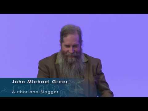 Panel w/ John Michael Greer, James Kunstler, Chris Martenson, & Dmitry Orlov 3-25-2017