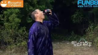 [Hài Trung Quốc] Đừng bao giờ đánh nhau với thằng say rượu