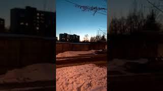 Опять 25. НЛО в Щелково 28.03.18