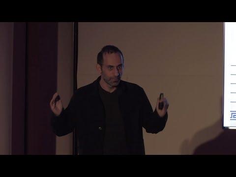 Athens, Metropolis by Accident | Vassilis Charalabidis | TEDxNTUA