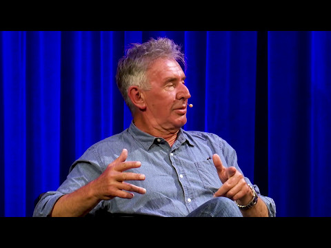 Andrew Prowse In Conversation with Todd MacDonald at QPAC