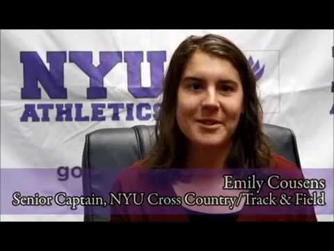 #2 of the NYU Athletics Top 10: Women