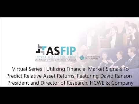 Virtual Series   Utilizing Financial Market Signals To Predict Relative Asset Returns