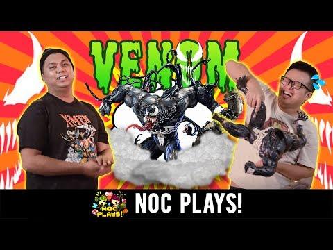 OUT OF THE BOX: Venom Dark Origin (Sideshow Collectibles x Prime 1 Studios)