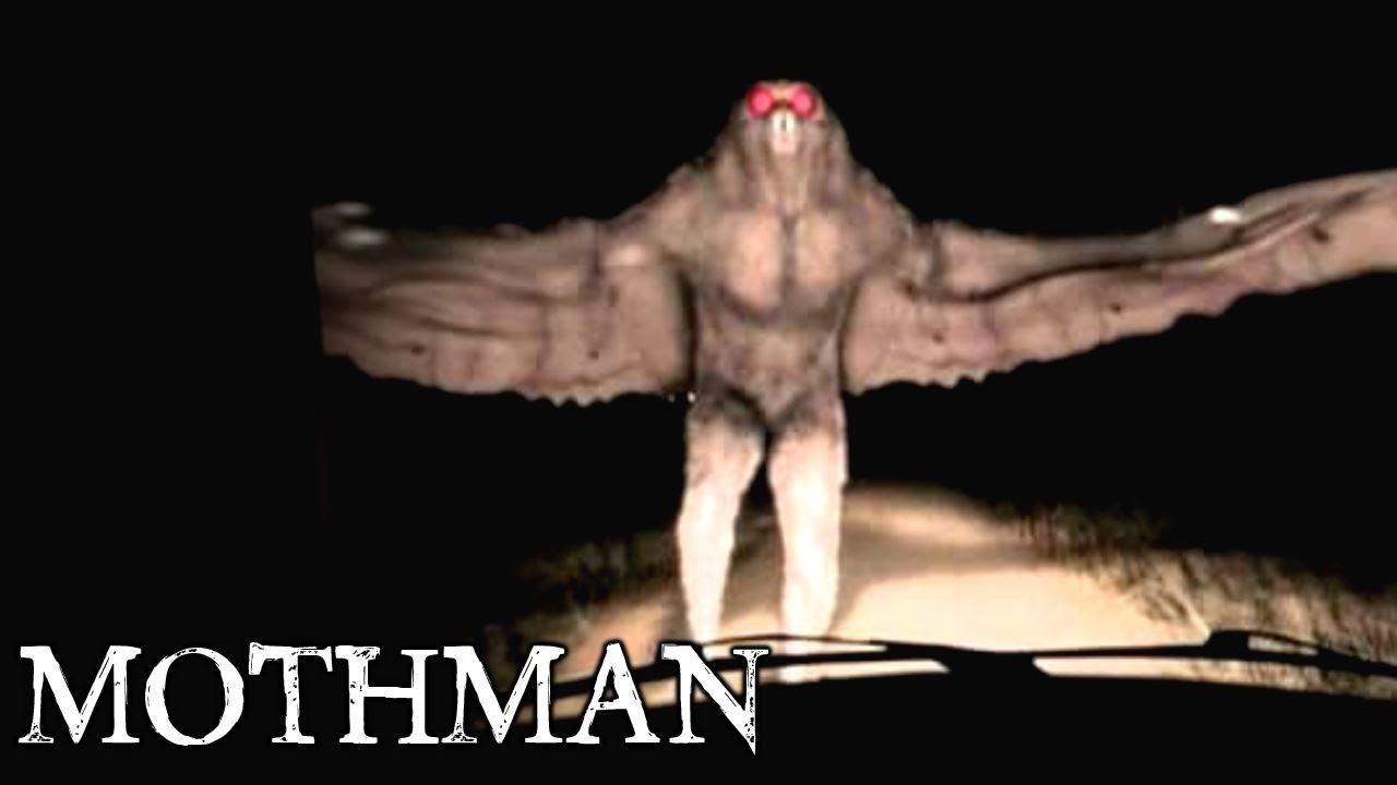 "Mothman"" Urban Legend Profile - YouTube"