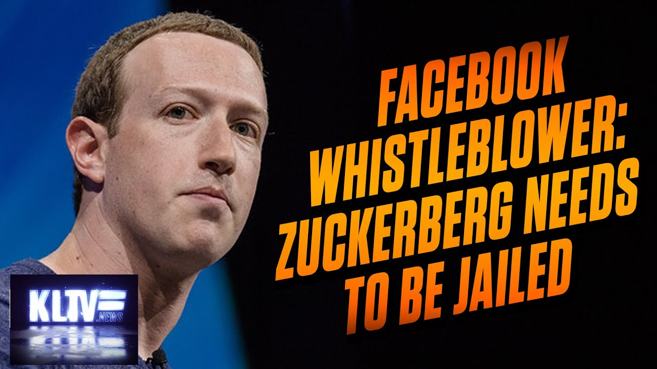 Facebook Whistleblower Says It's Time For Zuck To Be Prosecuted
