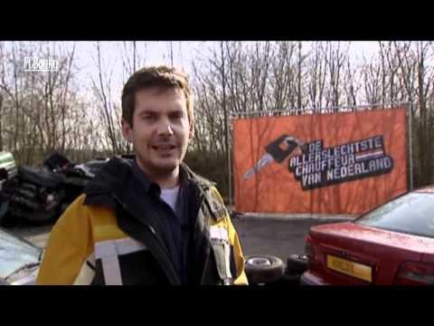 Pim is niet zo slim (part I)  De allerslechtste chauffeur van Nederland 2011