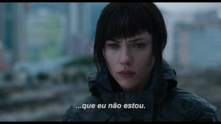 Vigilante do Amanha: Ghost in the Shell - Trailer HD Legandado