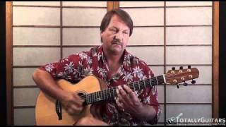 China Grove Free Guitar Lesson - Doobie Brothers