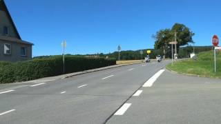 Trucker Parade Greifenstein Country Open Air 2017 in Ehrenfriedersdorf