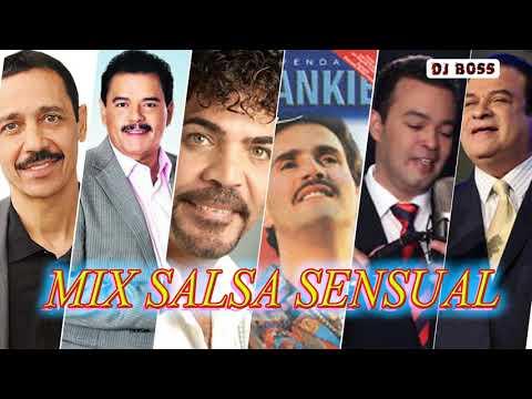 Mix Salsa Sensual – Los Más Recordados | Frankie Ruiz, Tony Vega, Niche, Luis Enrique *JUAN PARIONA