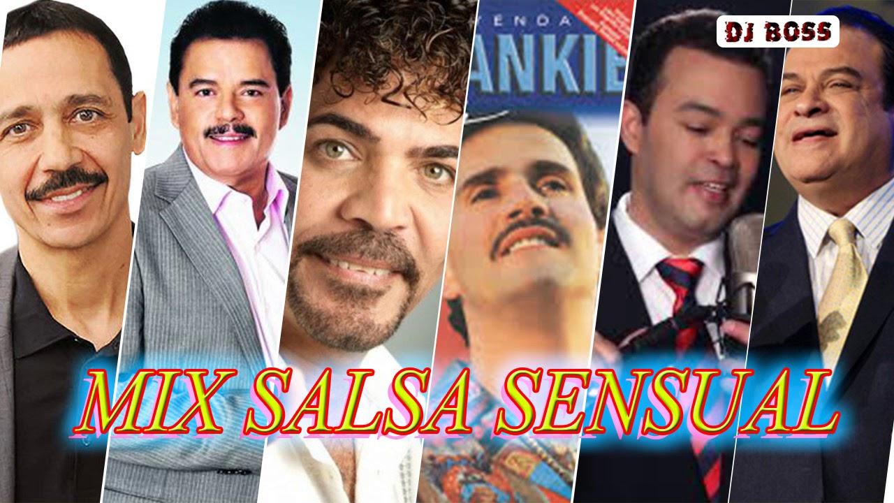 Mix Salsa Sensual Los Más Recordados Frankie Ruiz Tony Vega Niche Luis Enrique Juan Pariona Youtube