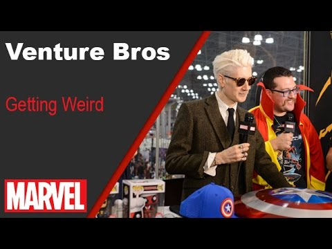 The Venture Bros - Marvel LIVE! NYCC 2016