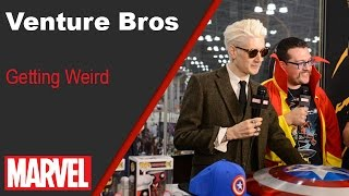 The Venture Bros - Marvel LIVE! NYCC 2016