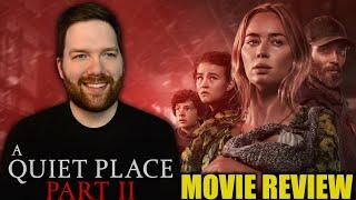 A Quiet Place Part II - Movie Review