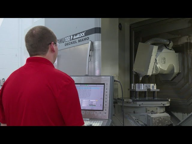 Autodesk PowerMill Helps Eifel Nurture the Next Generation of Machinists