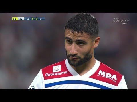 Nabil Fekir vs Marseille (H) 18/19