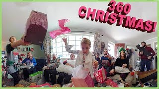CHRISTMAS DAY in VR 360!