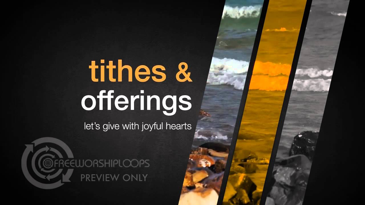 Welcome Fall Wallpaper Slices Of Heaven Tithes And Offerings Bumper Video Youtube
