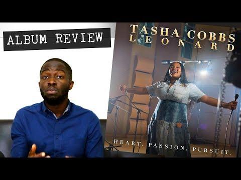 Tasha Cobbs Leonard - Heart. Passion. Pursuit. ALBUM REVIEW