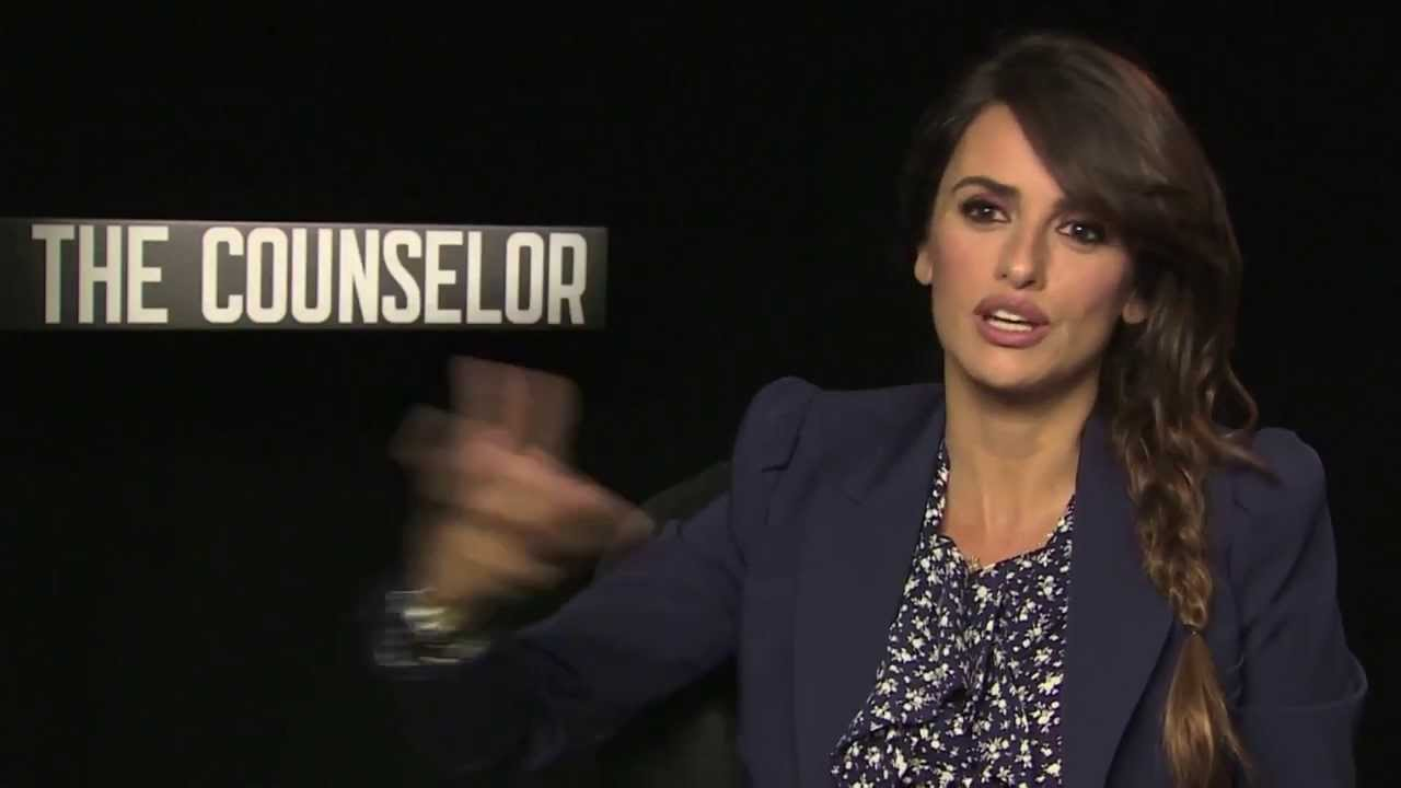 The Counselor - Penelope Cruz Interview