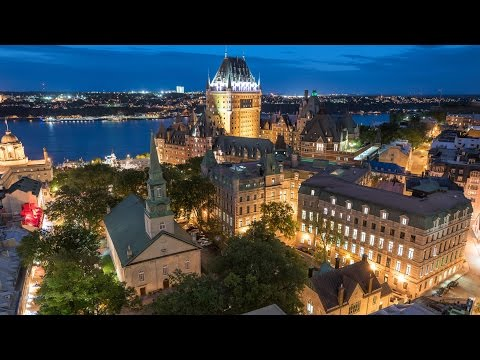 Summer Vacation in Québec City – Discover 400 Years of History