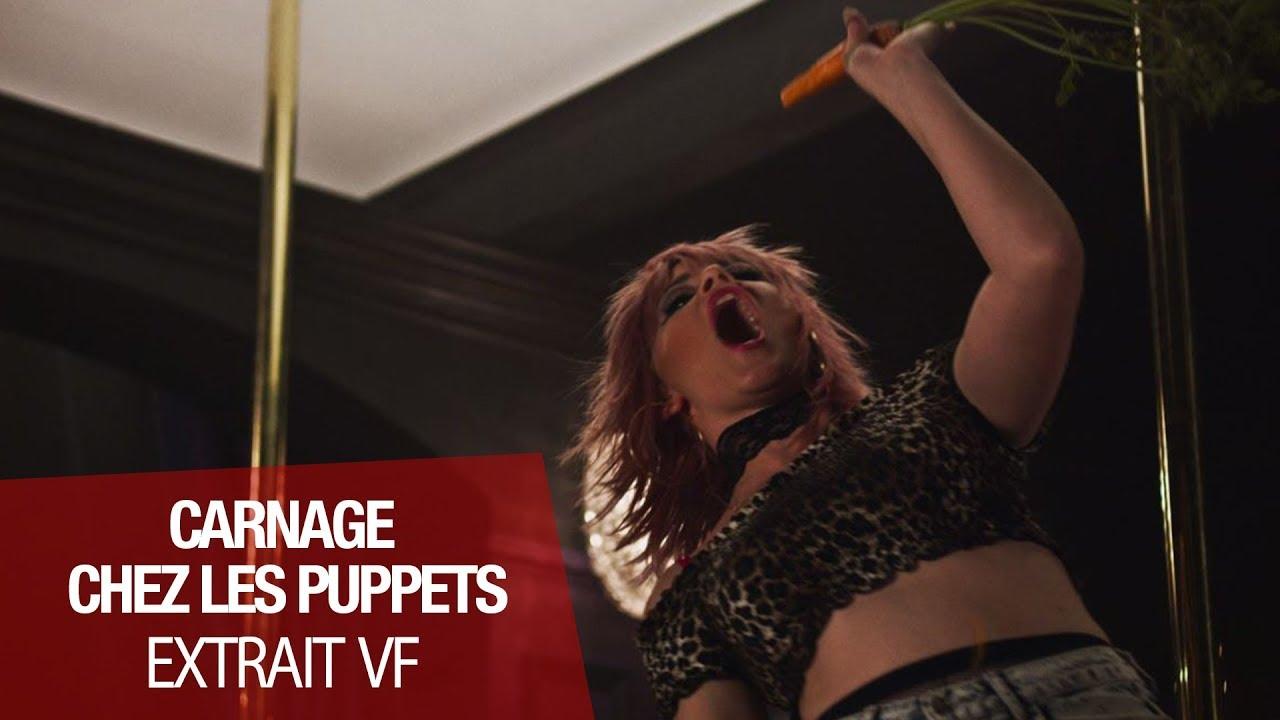 """Carnage Chez Les Puppets - Extrait """"La carotte"""" VF"""