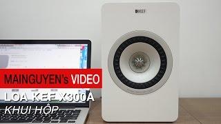khui hop loa kef x300a wireless - wwwmainguyenvn
