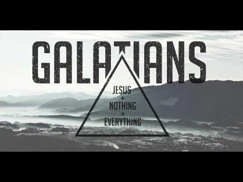 Worship Service @Oasis Church 24/01/2021 - 'Galatians' (2) by Bishop Graham Kettle