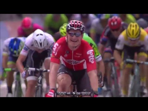 2016 Giro d'Italia: Stage 5 - Highlights