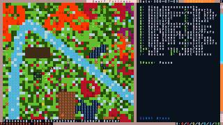 Dwarf Fortress for New Players ~ 16 Fruit, Fishing and Water