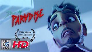 "CGI 3D Animated Short: ""Drive-by Paradise"" - by Jasper de Vries, Joren Hoogendijk & Anouk O"