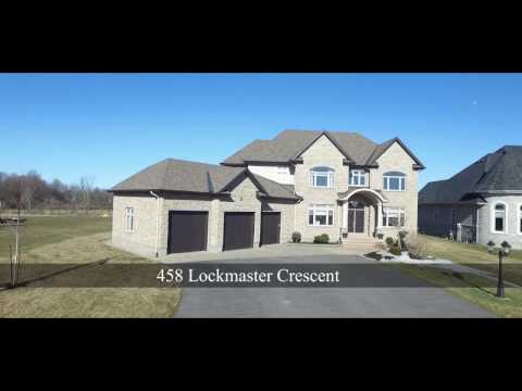 Ottawa's Top Realtor Presents 458 LOCKMASTER CRESCENT, MANOT