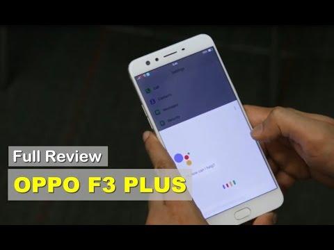OPPO F3 PLUS : Review Spesifikasi dan Harga di Indonesia | HP Oppo Terbaru 2017