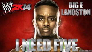 WWE: Big E Langston